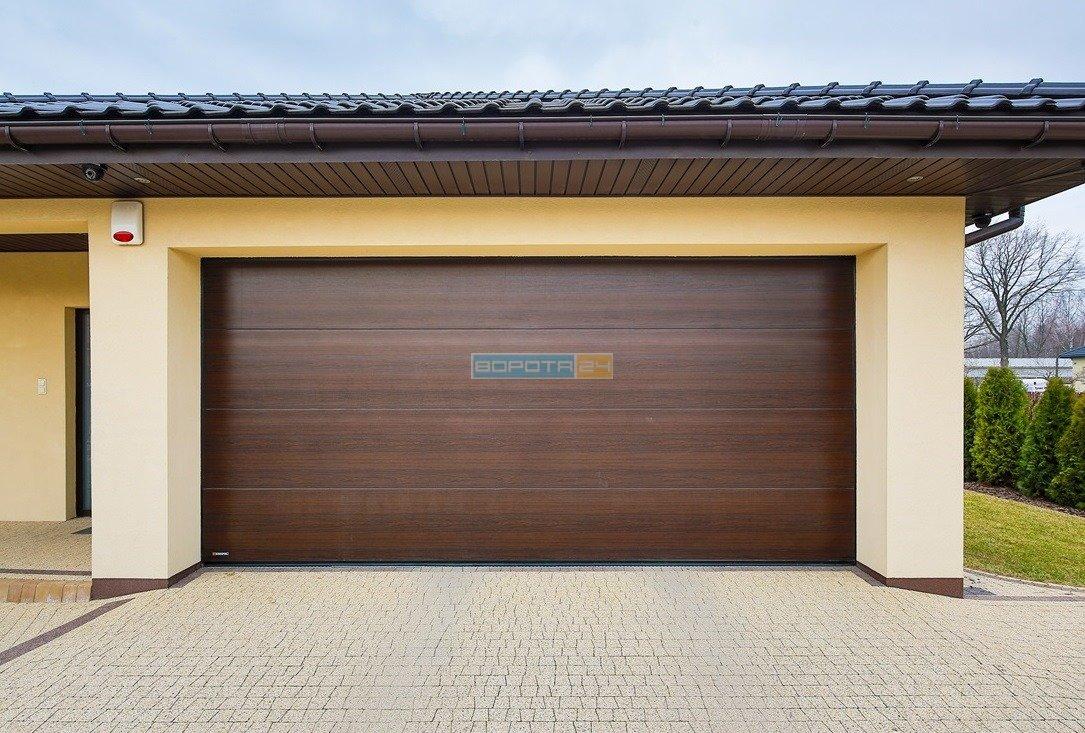сколько стоят гаражные ворота - польша - киев