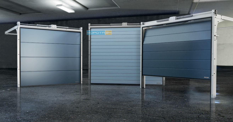 zakazat' izgotovlenie garazhnyh vorot iz teplyh panelej - proizvodstvo