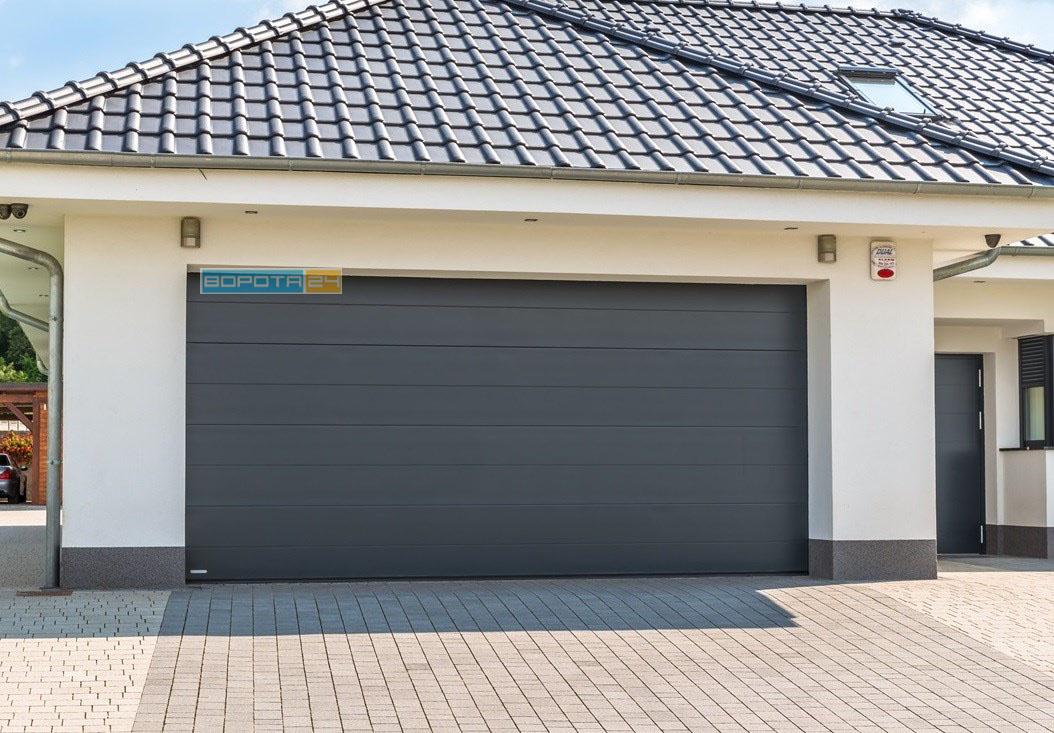 автоматические гаражные ворота - изготовление под заказ - киев